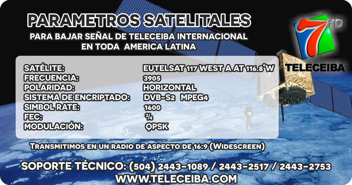 SatellitePARAM